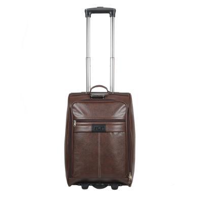 Brown Trolley Bag
